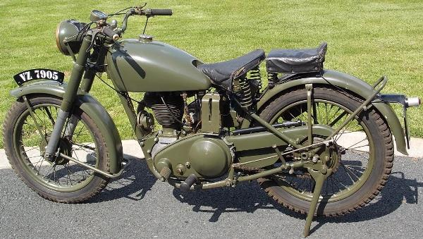 1942 Matchless G3L 350cc - The Abingdon Collection
